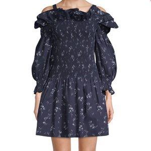 Rebecca Taylor Francine Ruffle Dress